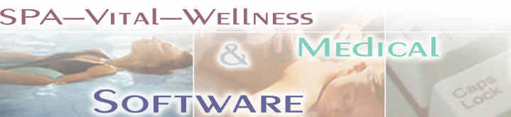time scheduling software for SPA, vital, beauty, wellness and health services